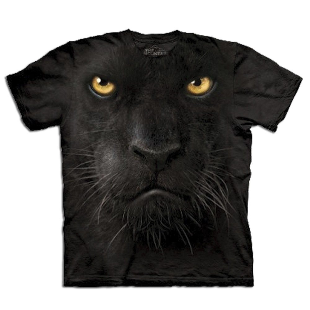 T-Shirt Big Face Panther