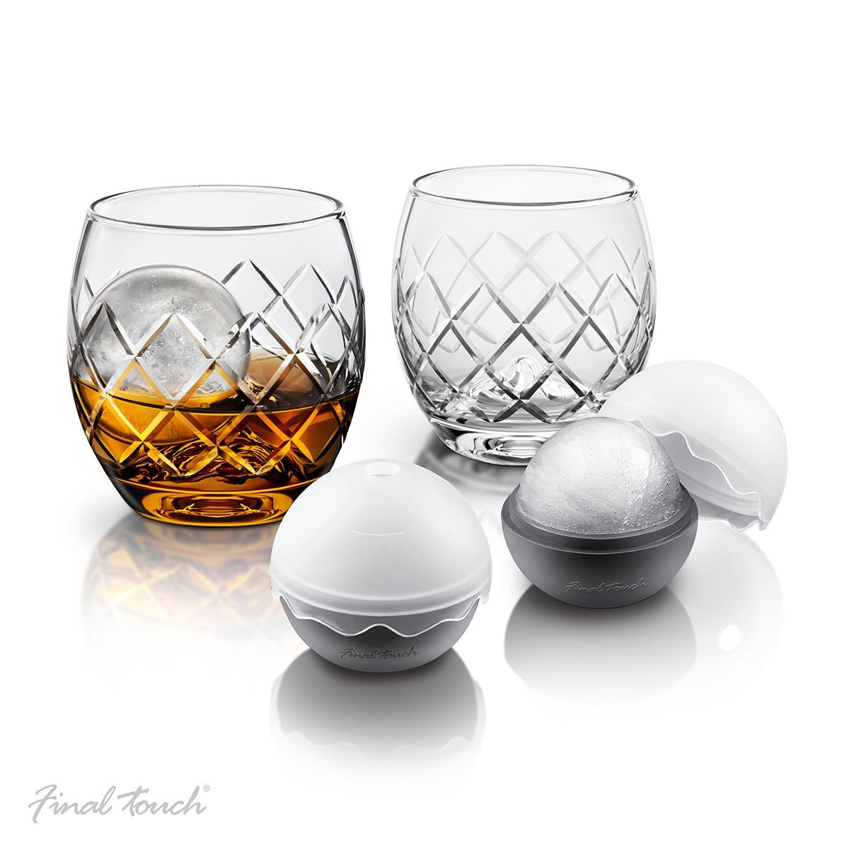 Deluxe Whiskey-Set - On the Rocks