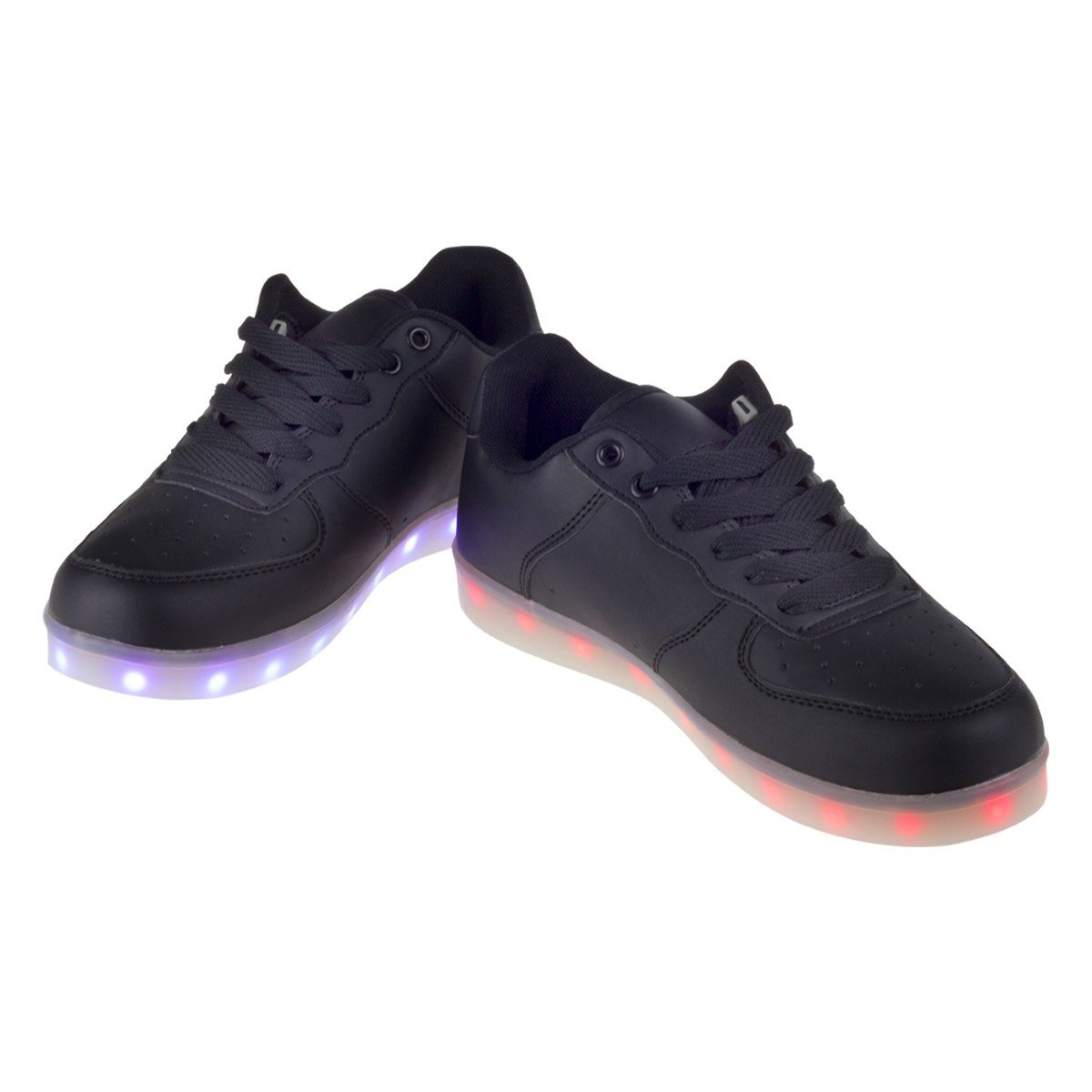 LED-Sneakers Modell