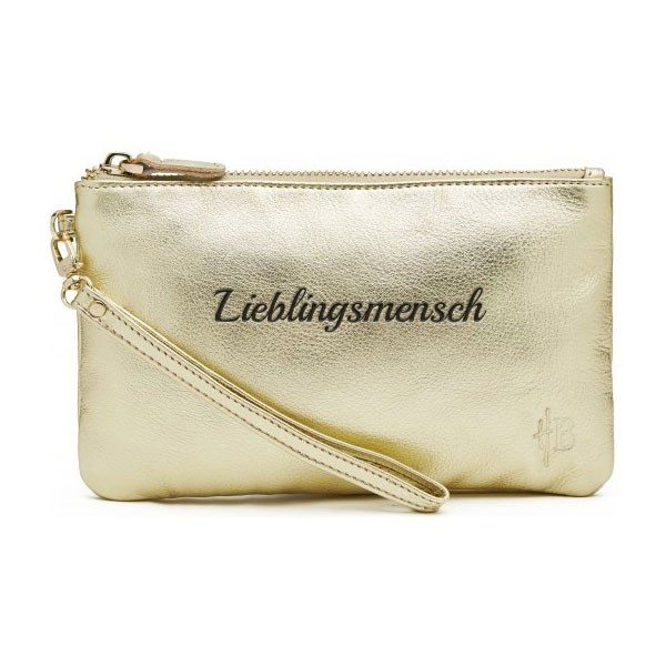 Mighty Purse – Personalisierte Ledertasche mit Ladefunktion
