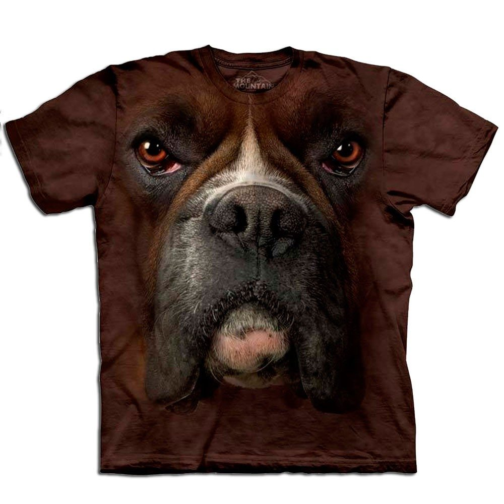 Big Face Tier-T-Shirts - Boxer