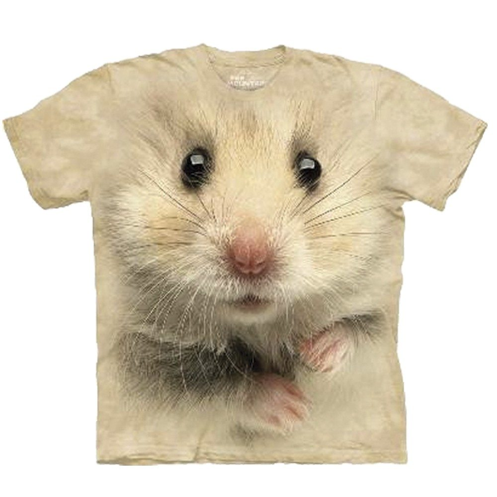 T-Shirt Big Face Hamster