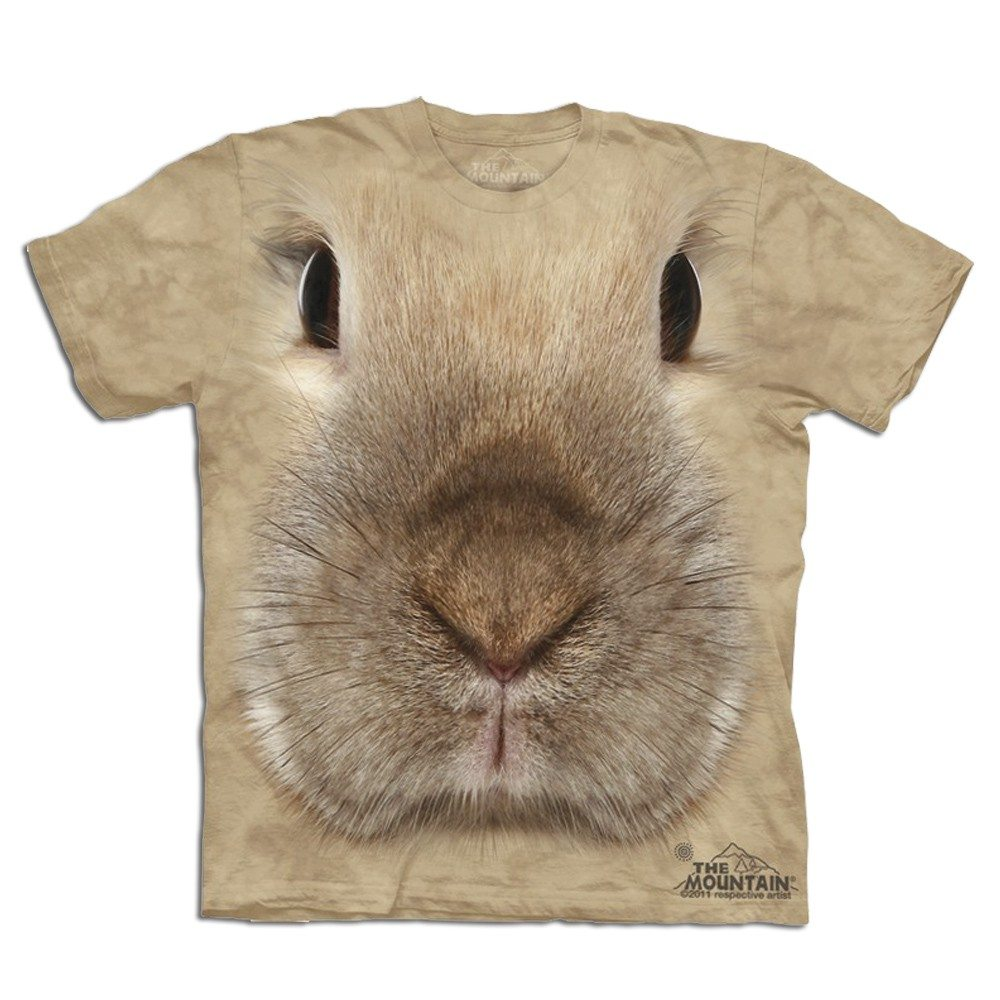 """Big Face"" T-Shirts: Hase"