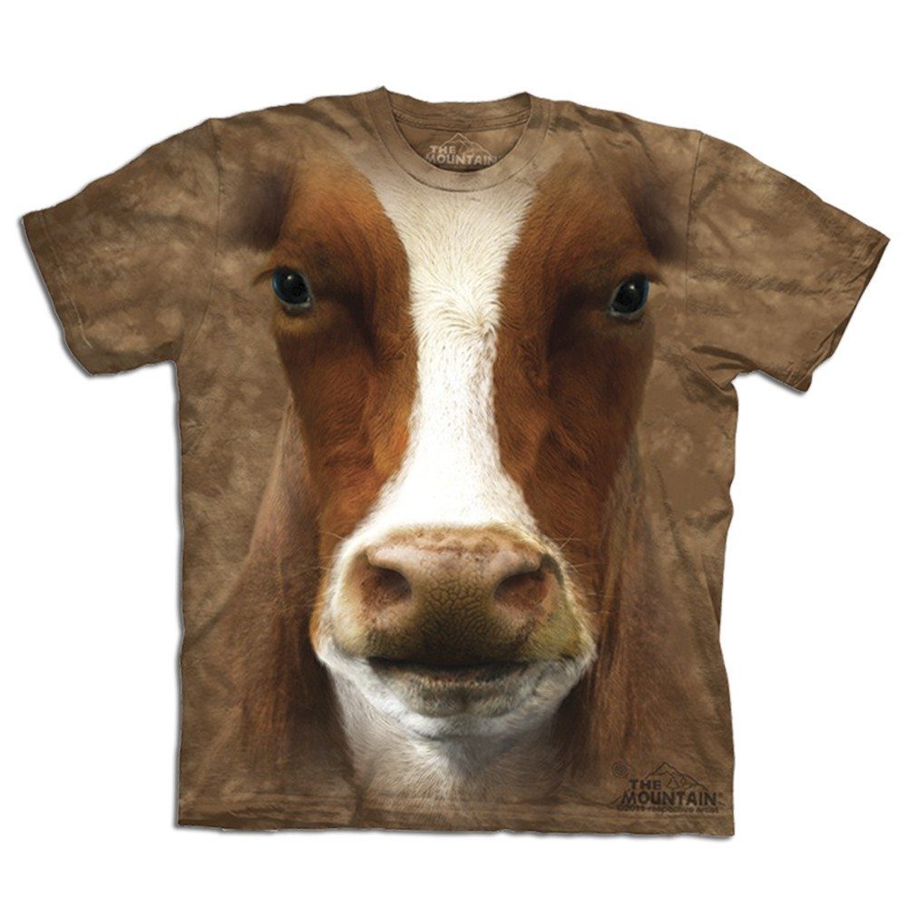 """Big Face"" T-Shirts: Kuh"