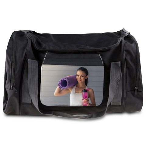 PERSONALIZED GYM-BAG WITH PHOTO PRINT